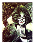 Peter Criss-Kiss Signed Art Print