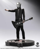 Ghost Nameless Ghoul (Black Guitar) Rock Iconz Figure