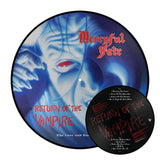 Merciful Fate Return of the Vampire Picture Disc Ltd Ed of 2000