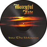 Mercyful Fate Into the Unknown Picture Disc Ltd Edition of 2000