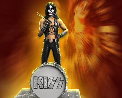 KISS The Catman (Hotter Than Hell) Rock Iconz