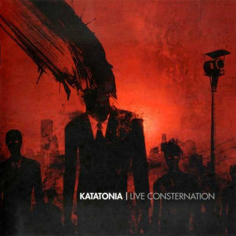 Katatonia Live Consternation CD/DVD