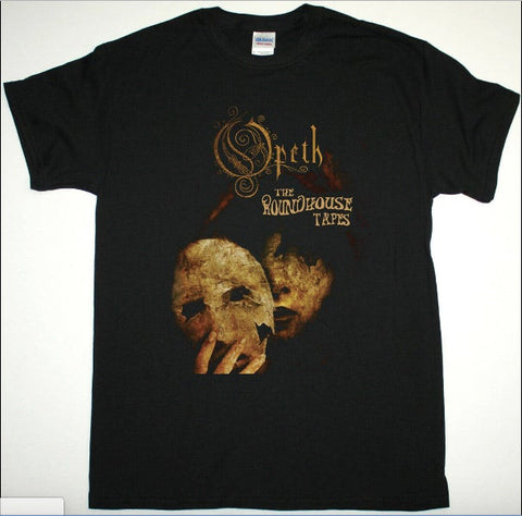 Opeth The Roundhouse Tapes XL T shirt