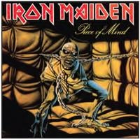 Iron Maiden Piece of Mind 180g lp/Digipack CD