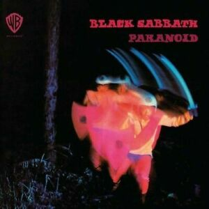 Black Sabbath Paranoid lp