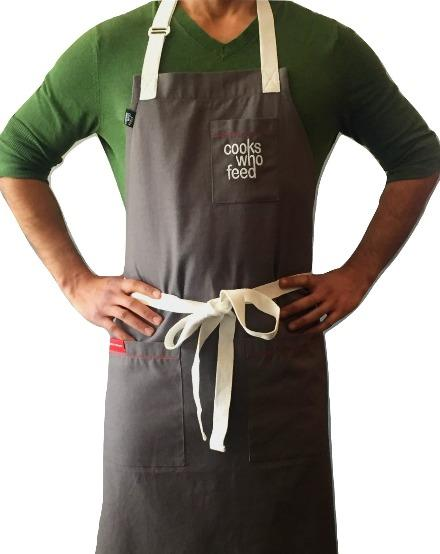 Cooks Who Feed Apron