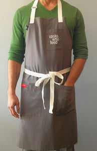 Stainless Steel Apron - Cooks Who Feed Inc
