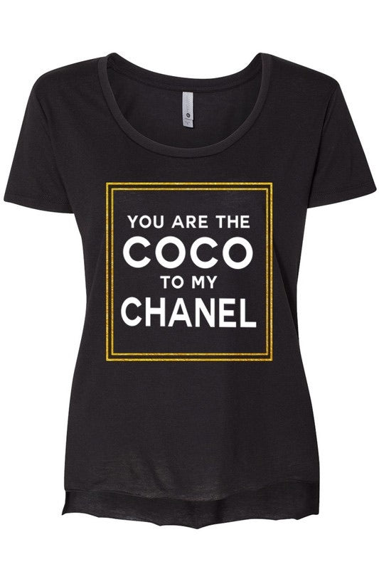 Chanel Inspired T-Shirt