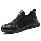 Hercshoes 786 men's Work safety wear-resistant labor insurance shoes