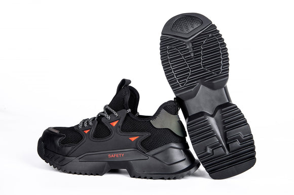 811 Labor insurance work safety protective men's shoes