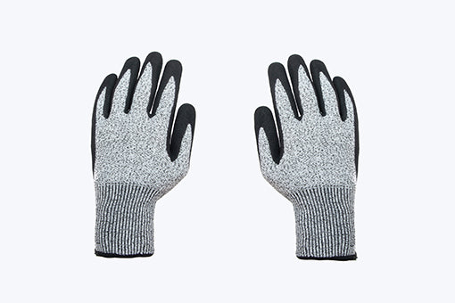 Hercshoes ST4 work grey gloves