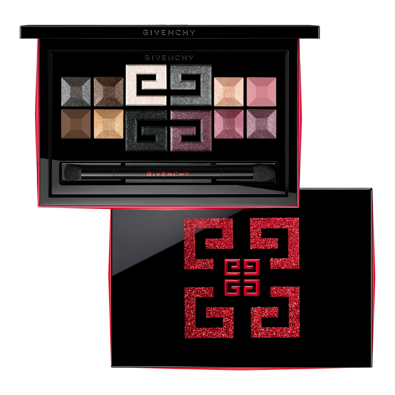 EYESHADOW PALETTE RED EDITION
