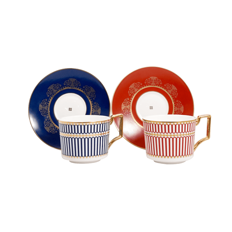 Givenchy Tea & Saucers set