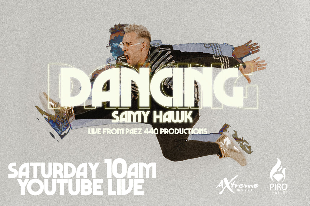 DANCING | SAMY HAWK - 440 Live Ticket