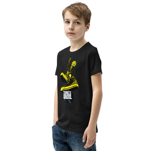 TRANCAITO CASERO Youth T-Shirt - 440 Live Ticket