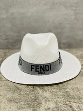 Load image into Gallery viewer, Straw Fendi