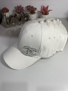 Stylish Suede Ball Cap