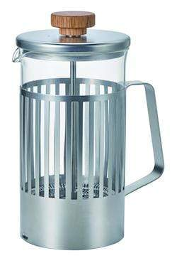 Hario Tea & Coffee - Hot Brew French Press 4 Cups
