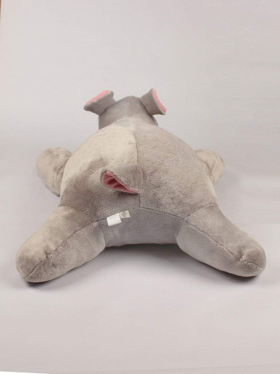 Hippo Floor Pillow Plush Toy
