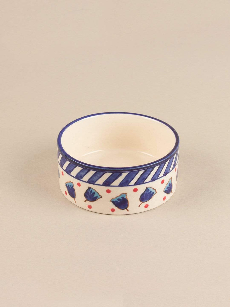 Aiden Handpainted Nut Bowl- Set of 2