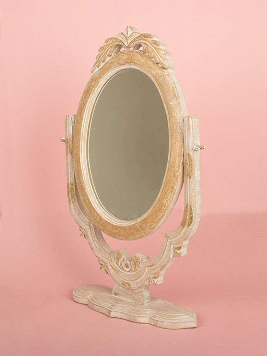 Alice Round Table Mirror