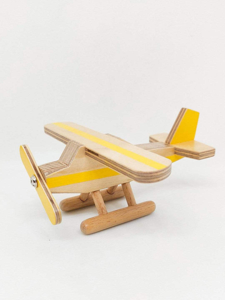 Amelia Plane Wooden Play Toy