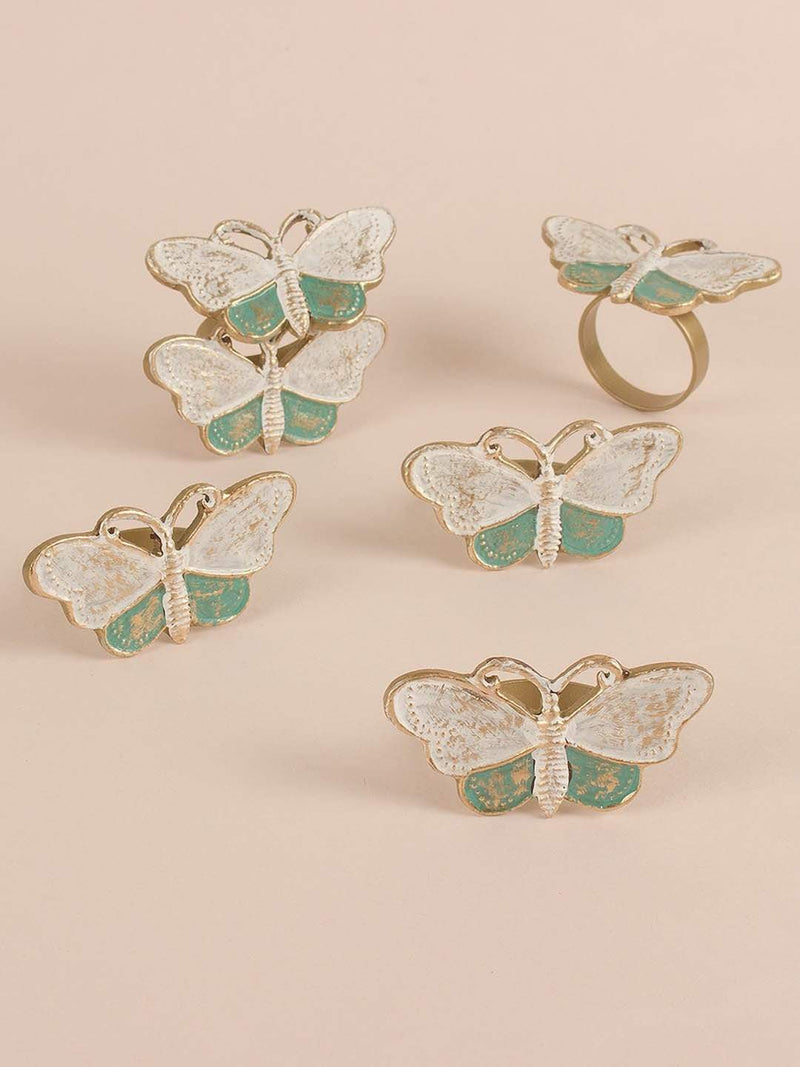 Batty The Butterfly Napkin Ring The Wishing Chair