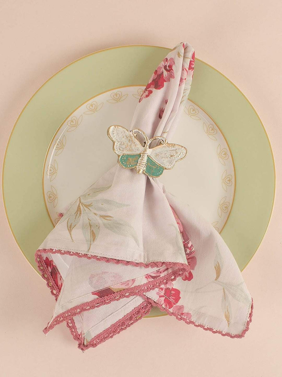 Batty the Butterfly Napkin Ring