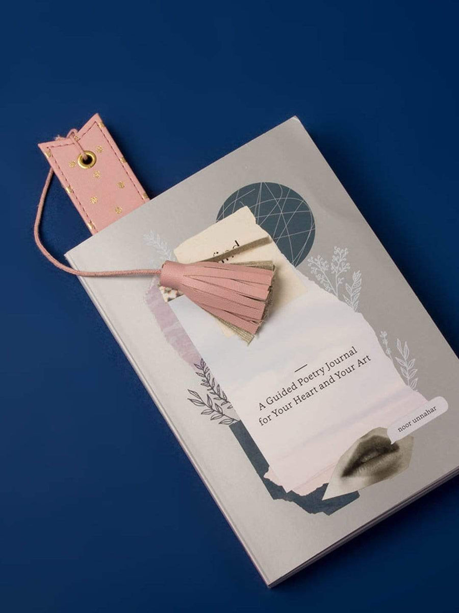 Blossom Pink Pastel Love Bookmark