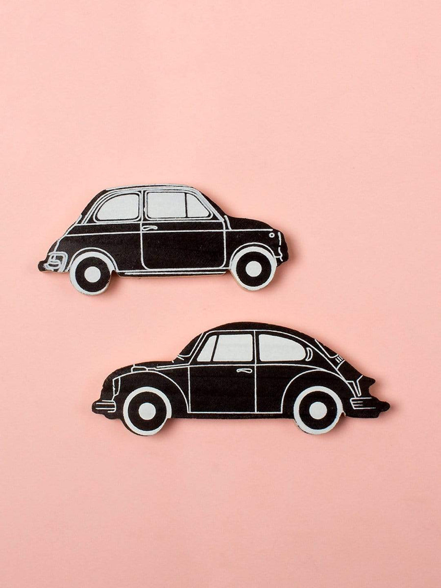 Car Paper Weight Set of 2