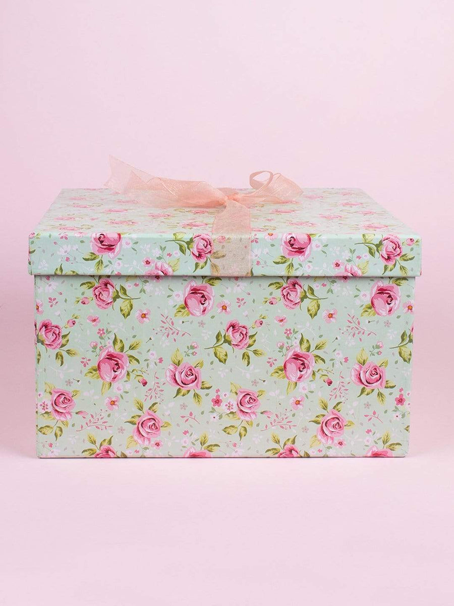 Enchanted Summer Gift Box - Mint Green