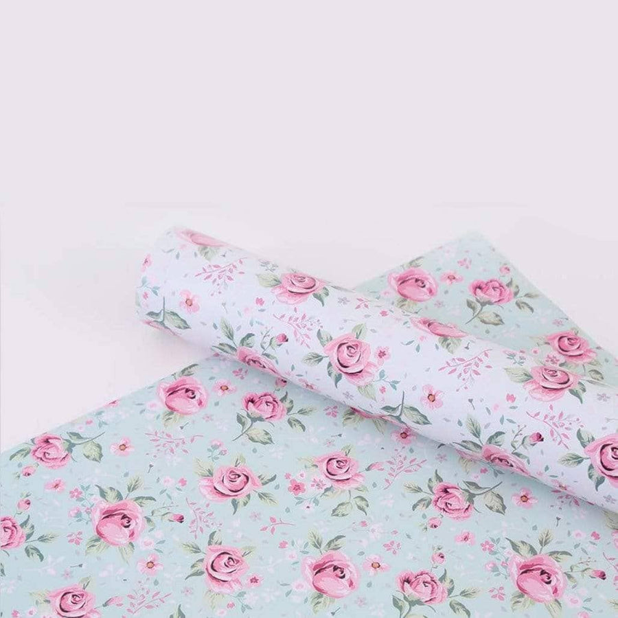 Enchanted Summer Wrap Sheets - Set of 2