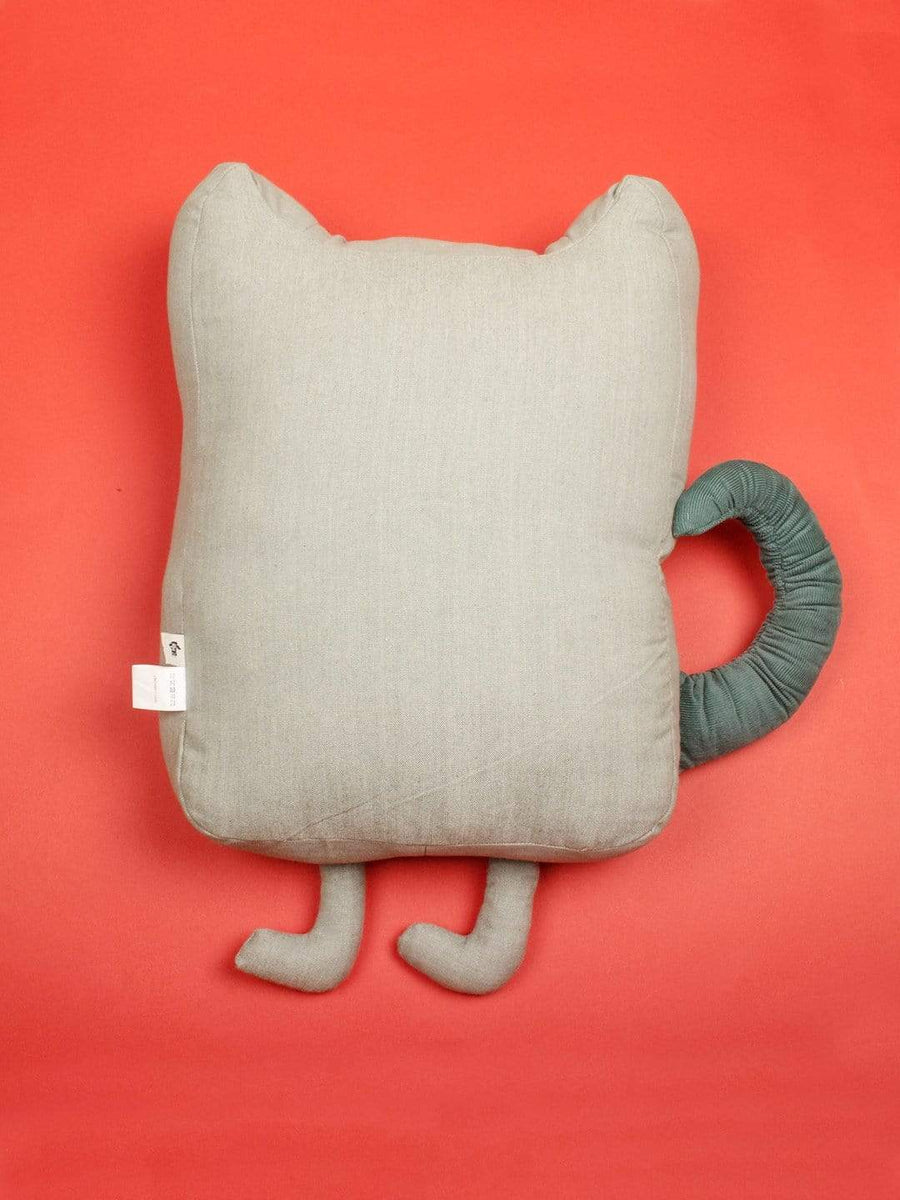 Kitty Shape Cushion