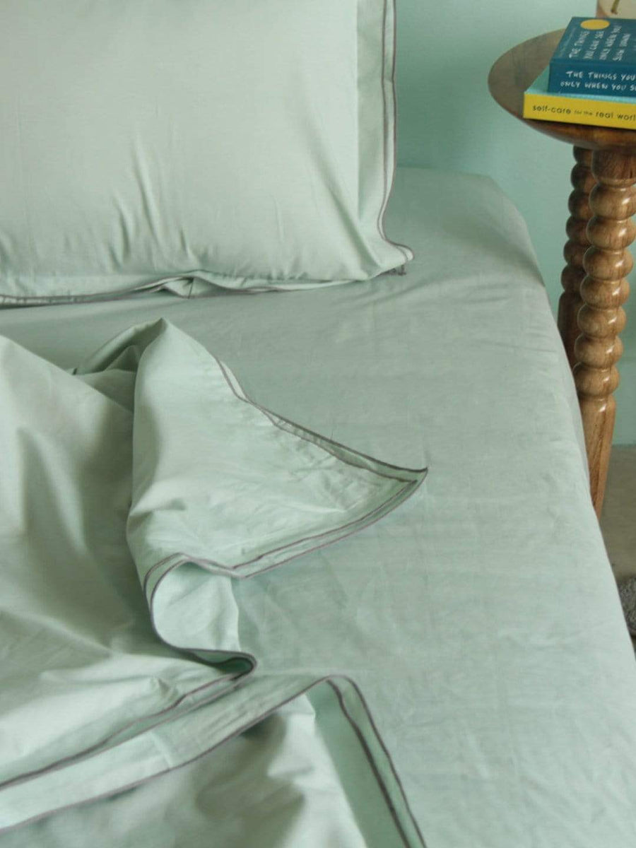 Mint Green Duvet Cover 220TC