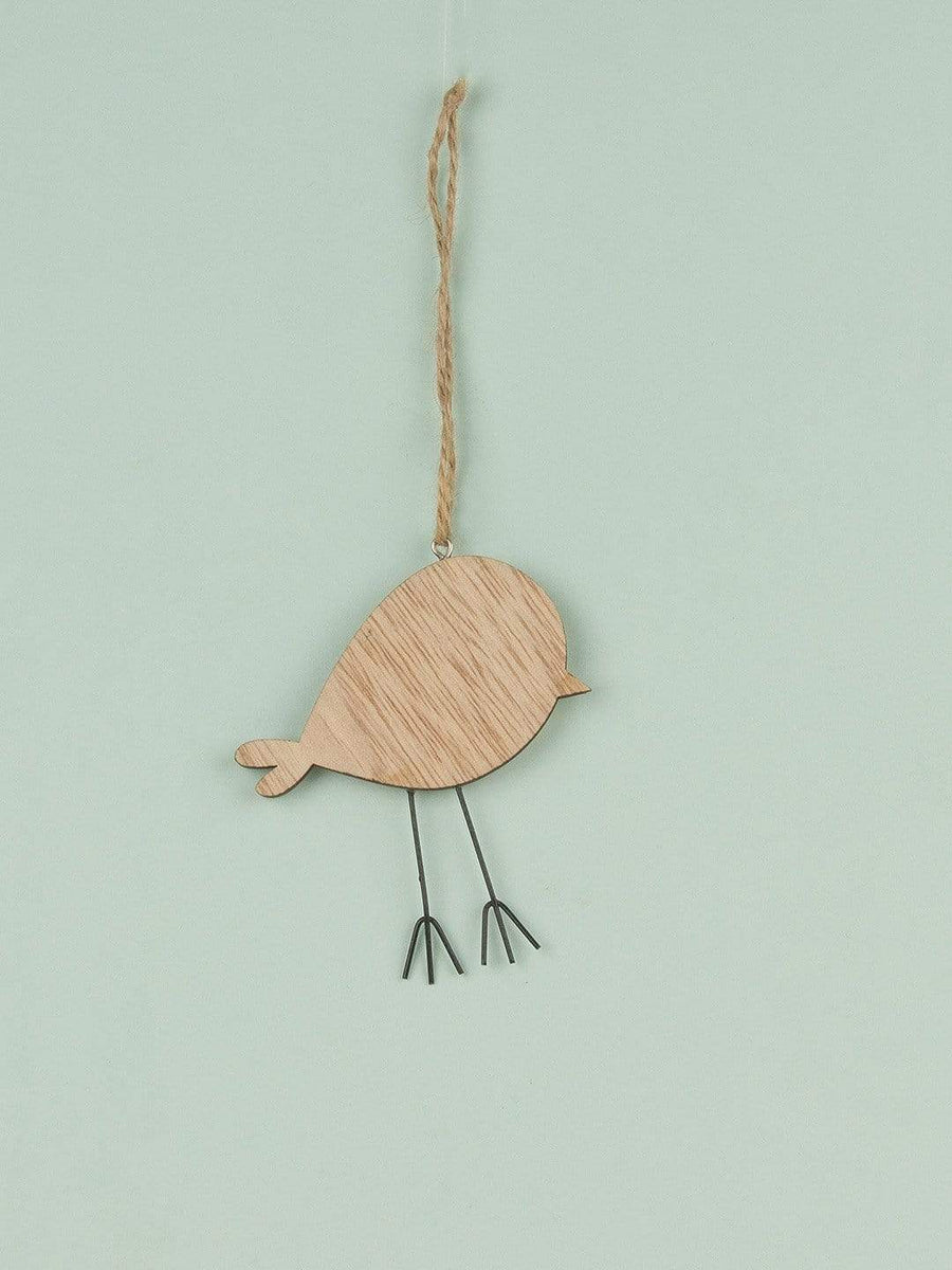 Ms. Doodles Wooden Wall Hanging