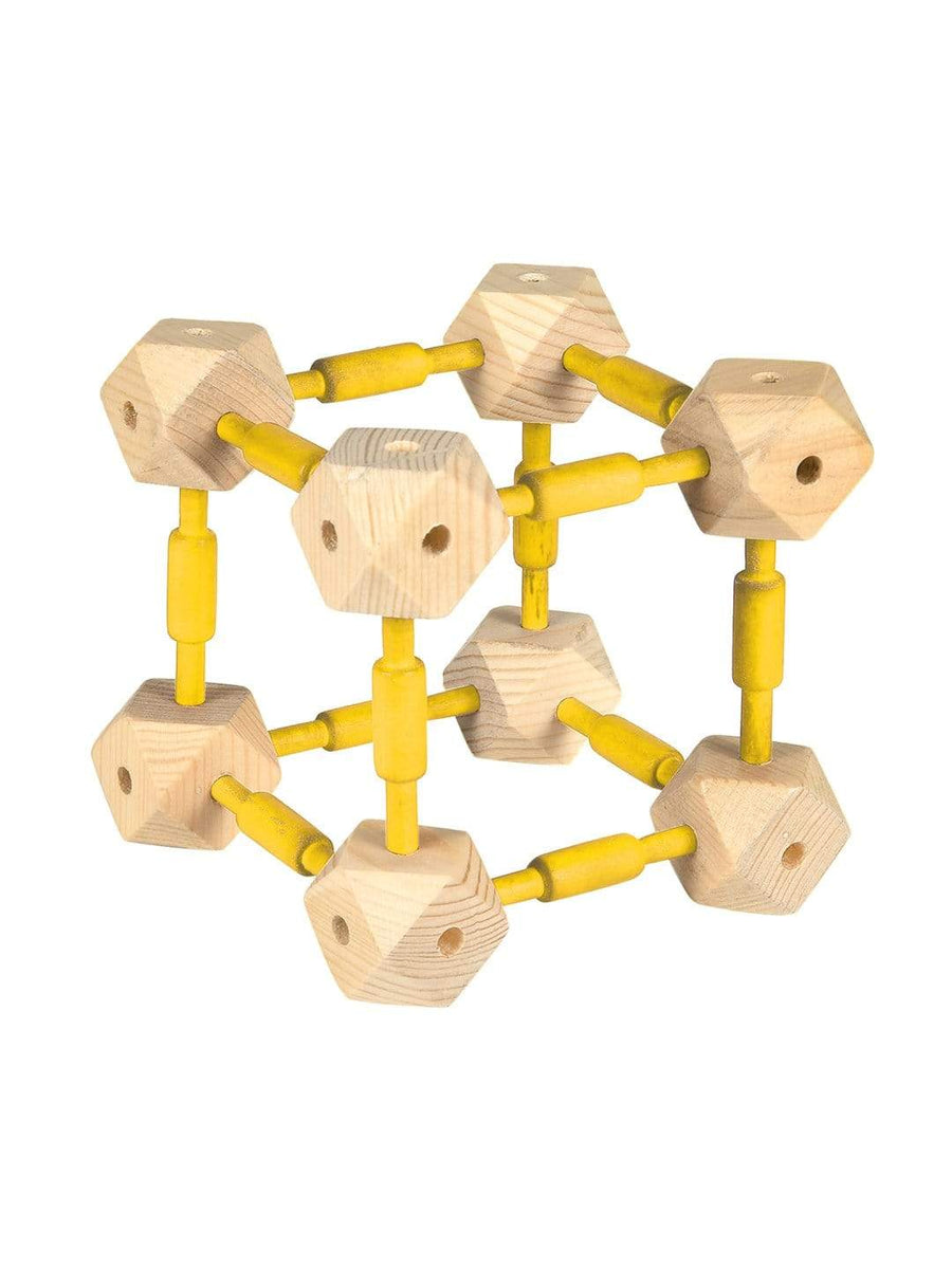 Tetris Puzzle Wooden Play Toy