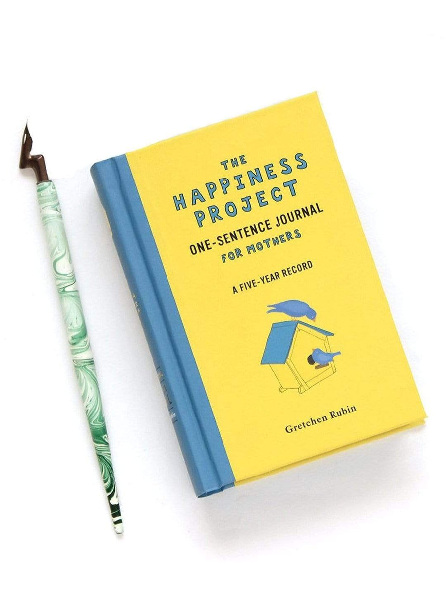 The Happiness Project One Sentence Journal - For Mothers