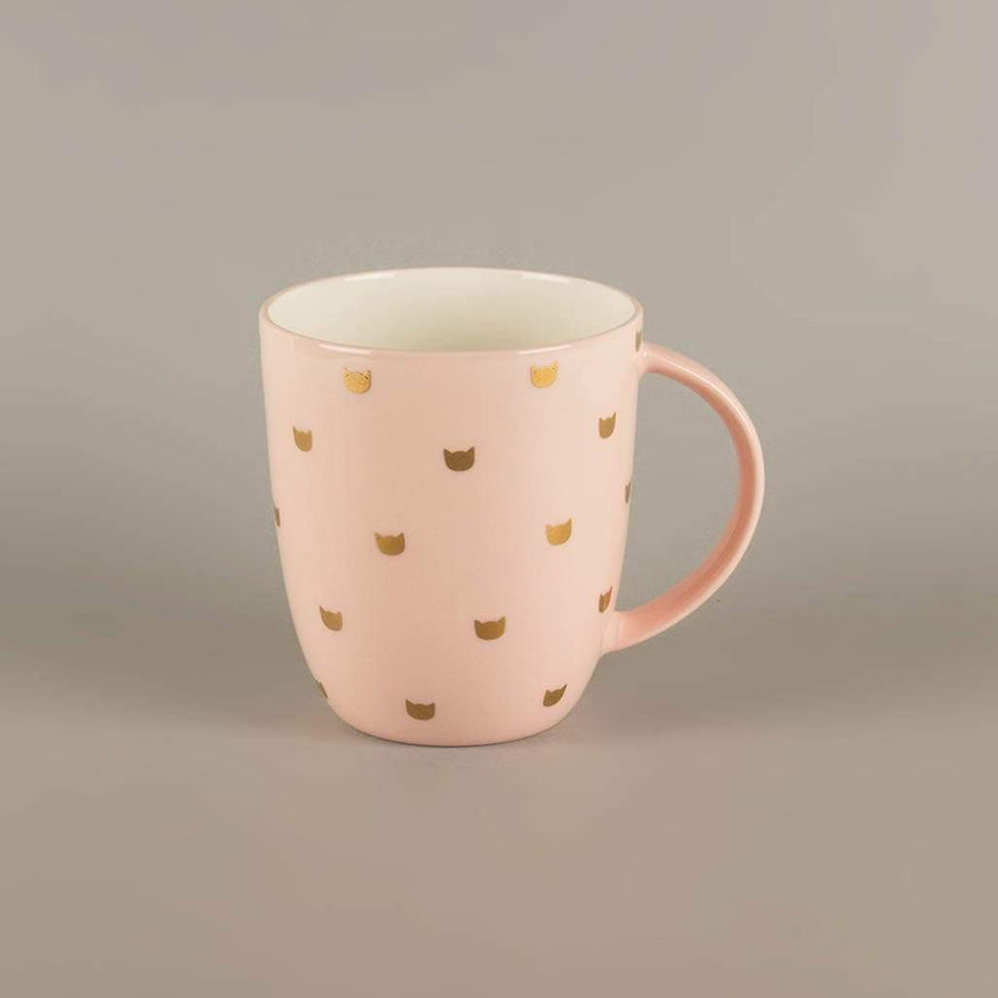 The Little Thing Cat Mug- Blossom Pink