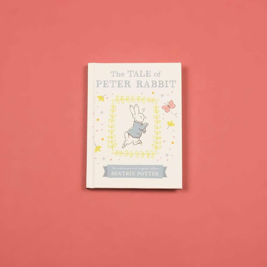 The Tale of Peter Rabbit Book and Booties