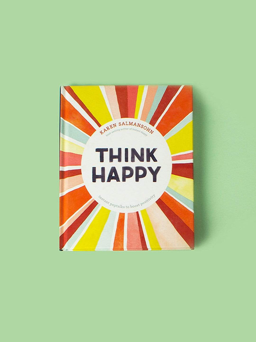 Think Happy (Penguin Book)