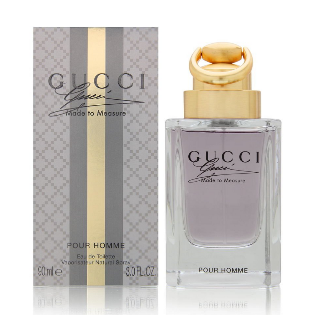 Gucci Made To Measure for Men EDT 3.0 OZ