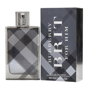 Burberry Brit for Men by Burberry EDT 3.4 OZ