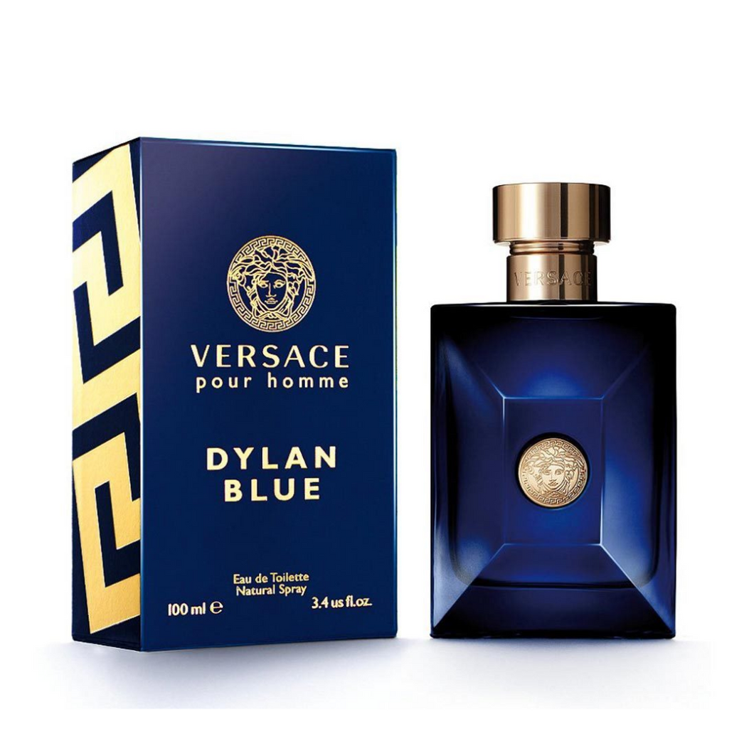 Versace Dylan Blue for Men EDT 3.4 OZ