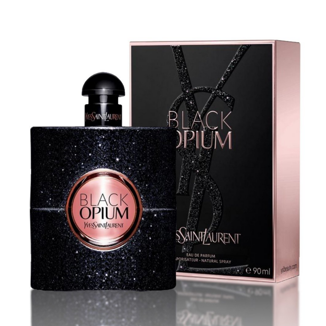 YSL Black Opium for Women EDP 3.0 OZ