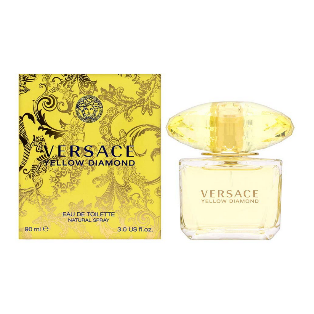 Versace Yellow Diamond for Women EDT 3.0 OZ