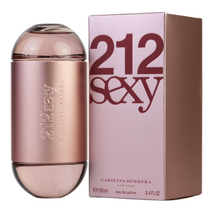 Carolina Herrera 212 Sexy Eau de Parfum Spray for Women 3.4 oz