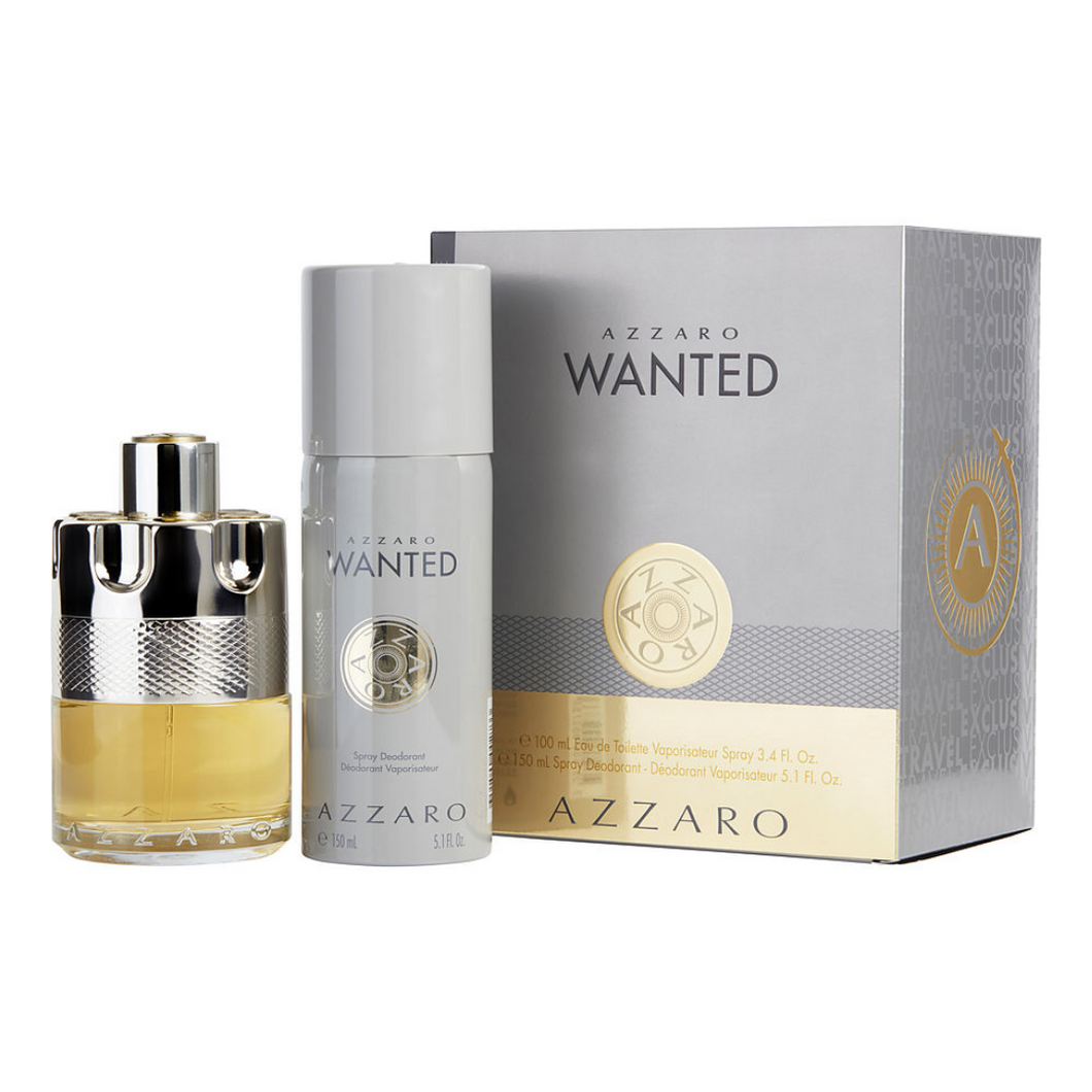 Azzaro Wanted 2-Pc. Gift Set for Men