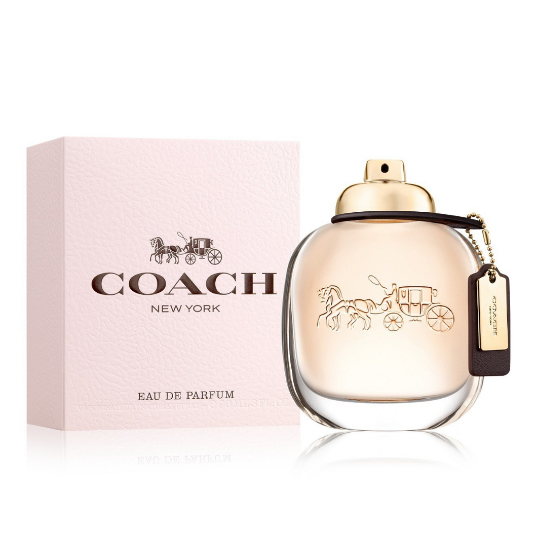 Coach Eau De Parfum Spray for Women 3 OZ