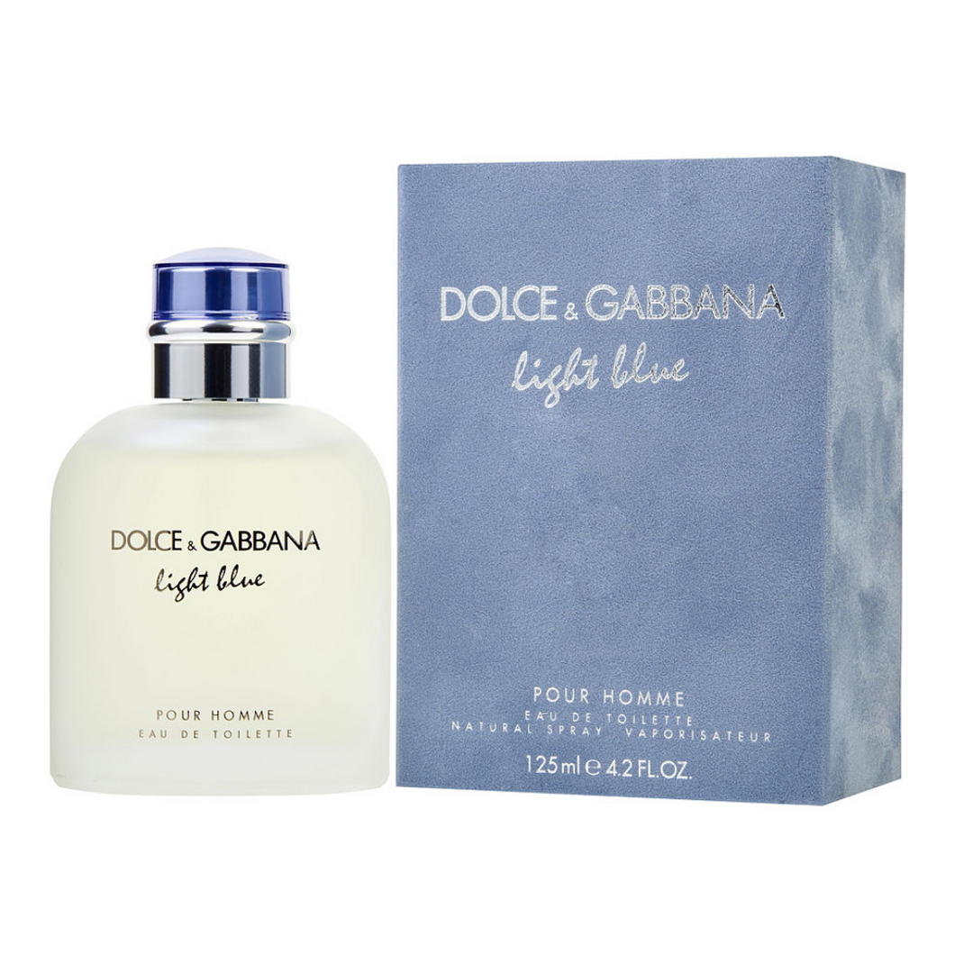 Dolce & Gabbana Light Blue for Men EDT