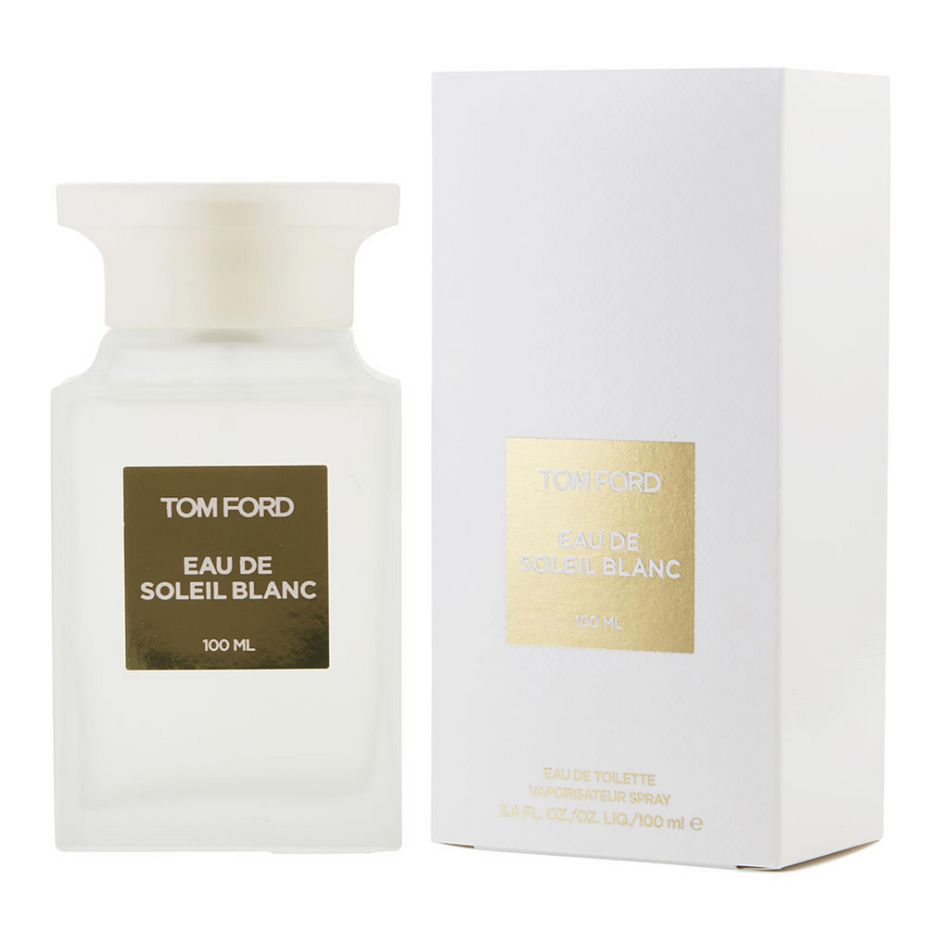 Tom Ford Eau De Soleil Blanc for Women 3.4 OZ